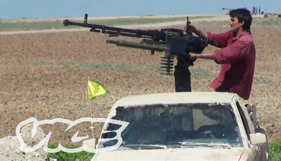 Rojava: Syria's Unknown War