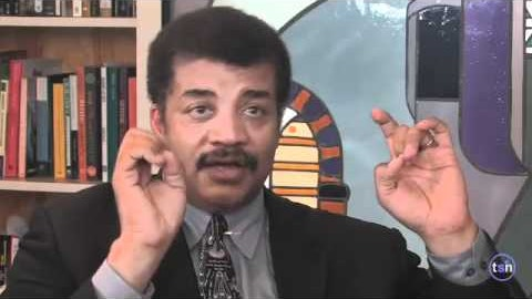 Neil deGrasse Tyson: Called by the Universe - Conversation